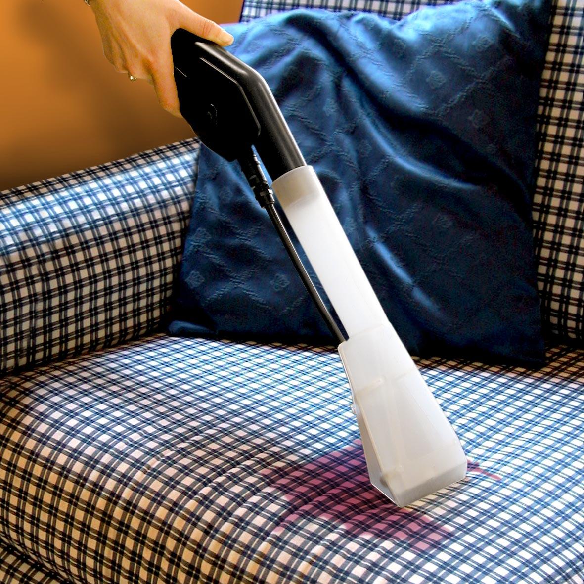 Accessori lavamoquette detergente texil lavor shop - Aspirapolvere per divani ...